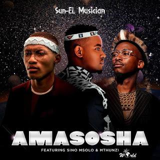 Sun-El Musician – Amasosha (feat. Sino Msolo & Mthunzi) [2020] DOWNLOAD MP3