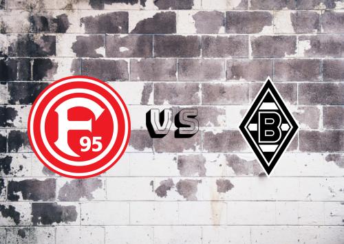 Fortuna Düsseldorf vs Borussia M'gladbach  Resumen