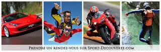 Sport Découverte Sensations fortes