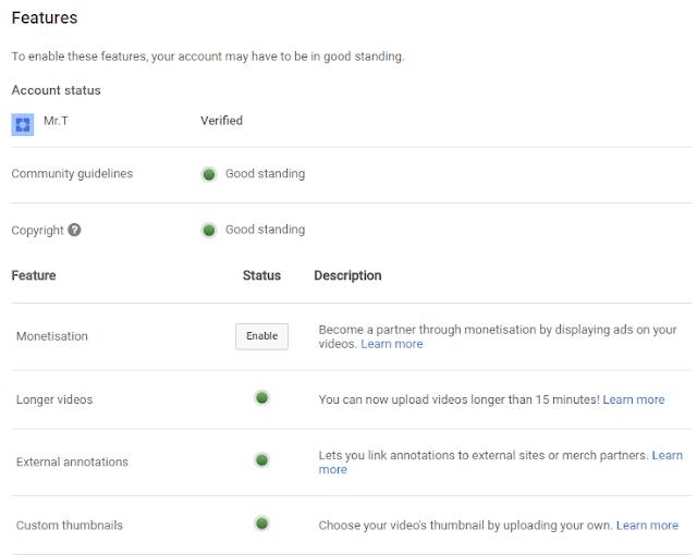 Earning more money using YouTube partner program monetization