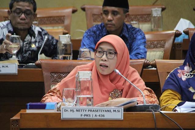 Gregetan, Anggota DPR RI Fraksi PKS Sentil Kemenkes Gegara Perilaku Raffi Ahmad