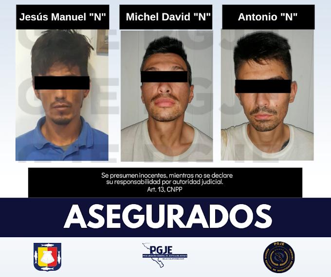 En La Paz y Los Cabos se dedicaban al narcomenudeo