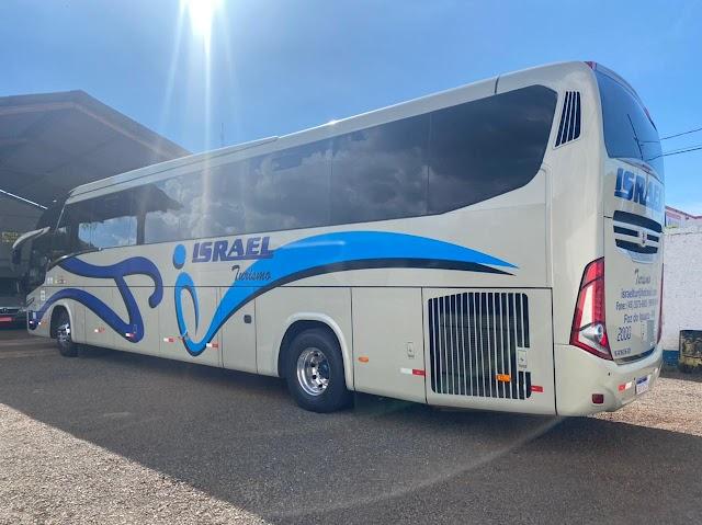 Secretaria de Saúde freta ônibus para ampliar capacidade do Transporte Fora de Domicílio