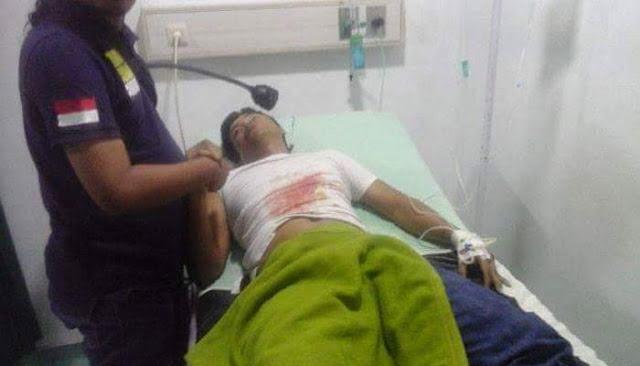 Pencuri Ranmor Baku Tembak dengan Polisi, Dua Anggota Polsek Pesanggrahan Luka Tembak