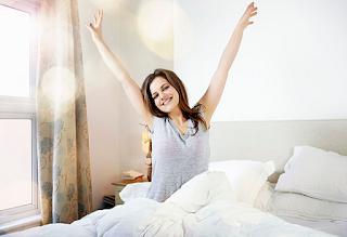 Manfaat bangun lebih pagi
