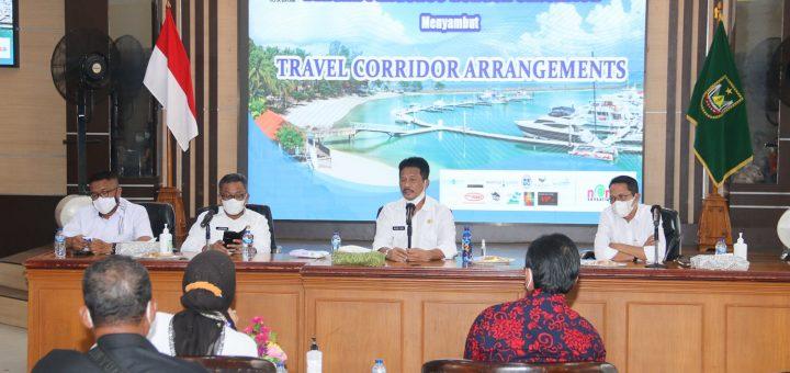 Wisman Dibuka Kembali, Walikota Batam Harapkan Pelaku Pariwisata di Nongsa Terapkan SOP Pencegahan Covid-19