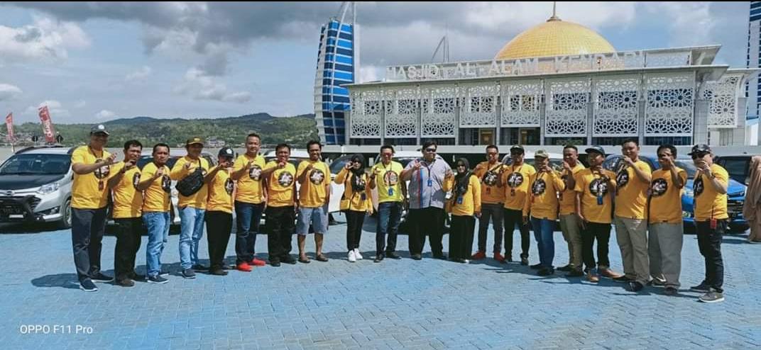 Komunitas Calya Sigra Club Chapter Sulawesi Tenggara