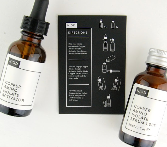 Review Niod Copper Amino Isolate Serum 1% (CAIS), niod, serum niod, niod copper, niod copper amino isolate