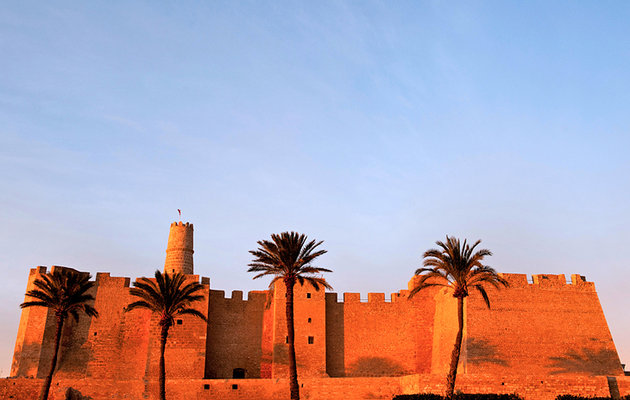 Monastir Ribat, Tunisia