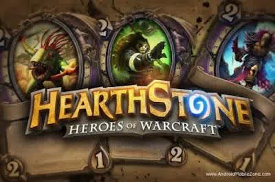 Hearthstone: Heroes of Warcraft v3.1.10357 Mod Apk + Data Logo