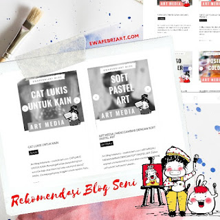 rekomendasi tentang blog seni indonesia