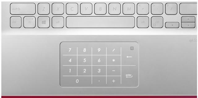 Keyboard ASUS VivoBook Ultra A412DA