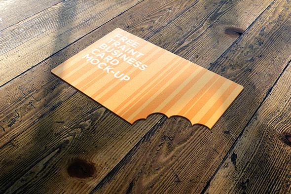 Descarga los mejores mockups de tarjeta de visita gratis