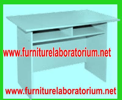 Meja Laboratorium  Sekolah Model LD-03
