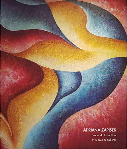 La Mirada Actual Adriana Zapisek Publica El Libro Buscando Lo Sublime Con Motivo De Su Próxima Exposición En Casa De Vacas