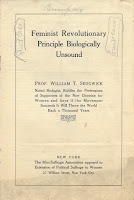 cover of Sedgwick pamphlet
