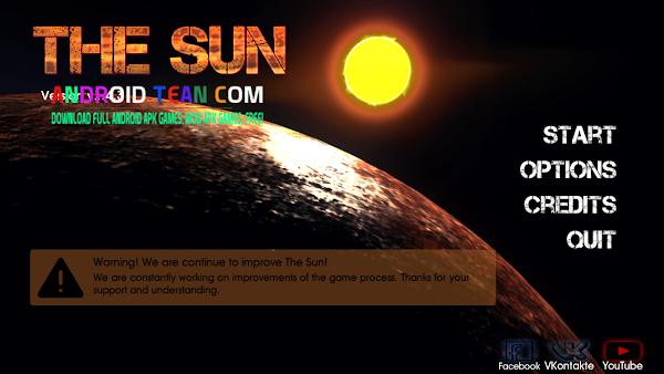 The Sun: Origin 1.4.3 Apk + Mod Money + Data