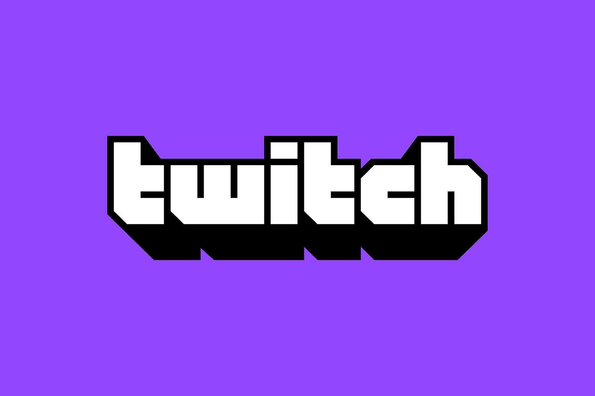 Strajk na Twitchu