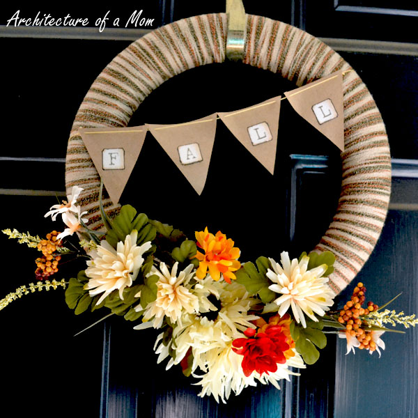 Diy Fall Door Decorations: DIY Fall Wreaths Ideas