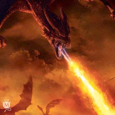 michael weiss fire breathing dragon