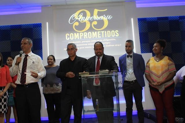 Iglesia Metodista Los Tres Ojos celebra 35 años