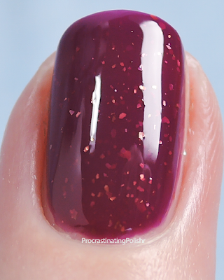 Bettie Pain Polish - Purrfect