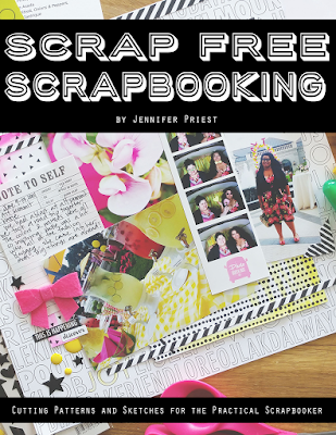 Scrap Free Scrapbooking eBook by Jennifer Priest