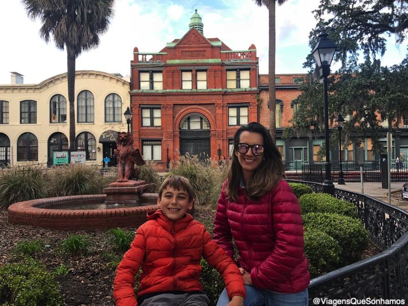 Roteiro de 2 dias em Savannah