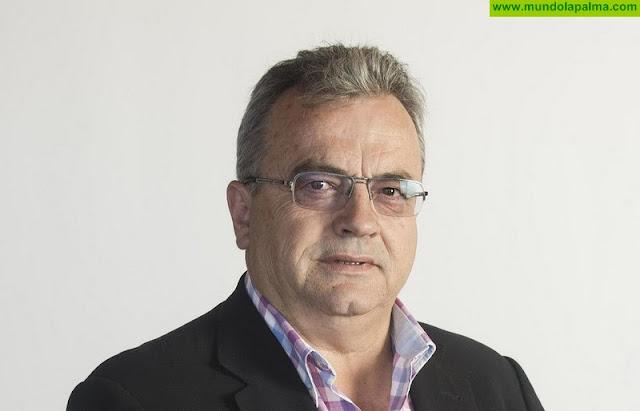Miguel Ángel Pulido toma posesión como director general de Coordinación y Apoyo Técnico de la Vicepresidencia de Canarias