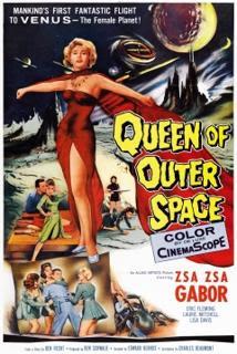 La Reina del Espacio Exterior – DVDRIP LATINO
