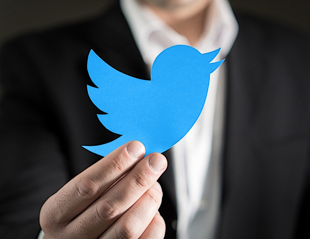 Jack Dorsey Twitter bird logo