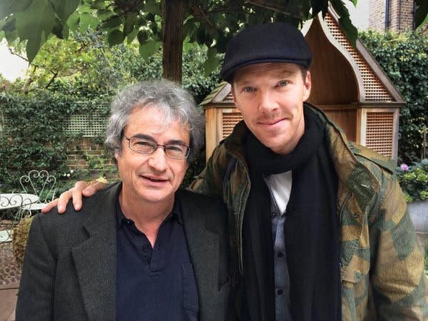 carlo rovelli benedict cumberbatch order of time book review