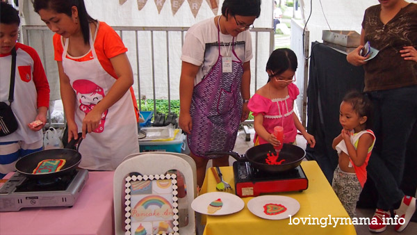 Kidsvilled - activities for kids - homeschooling - homeschooling in Bacolod - Bacolod City - Bacolod mommy blogger-  talisay city - Negros Occidental - The District North Point - teaching kids - field trip - educational fair - pancake making
