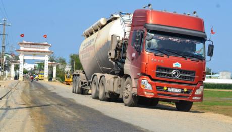 Cấm xe tải mùa thi