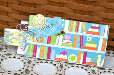Sweet Appreciation Gifts featuring Toy Box Collection by BoBunny designed by Rhonda Van Ginkel