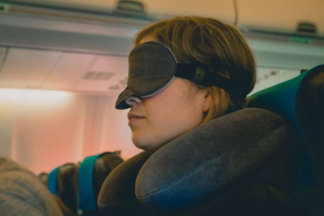 How to Make an Incredibly Long Flight Comfortable