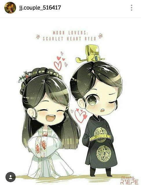 Moon Lovers Scarlet Heart Ryeo : Rekomendasi Sageuk