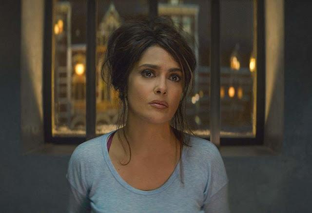 """Salma Hayek pode se juntar ao elenco de """"Os Eternos"""""""