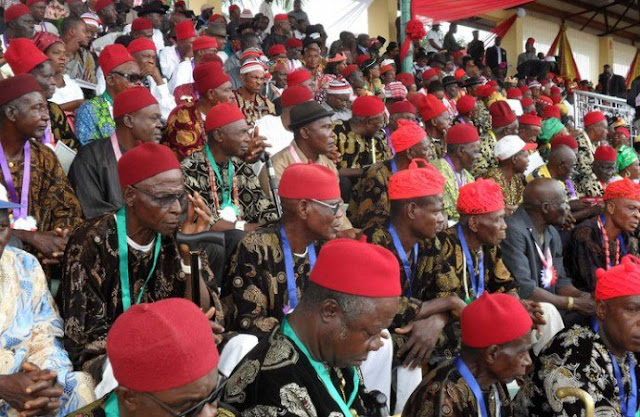 The Ohanaeze Youth Council, OYC, has called on agitators from the South East to focus on the 2018 Biafra restoration through the universally accepted peaceful referendum.