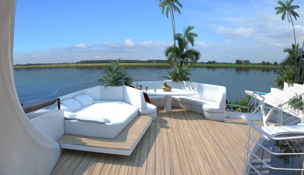 Beautiful Floating island Orsos