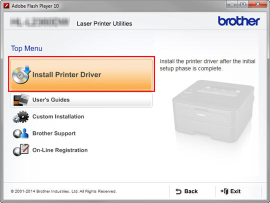 How To Install Brother Printer Drivers To Your Computer
