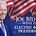 Joe Biden Wins 2020 US Presidential Election