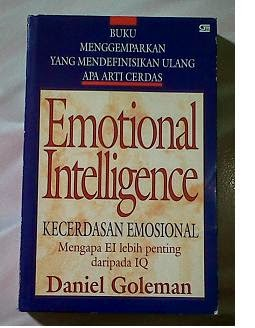 Buku Emotional Intelligence Daniel Goleman
