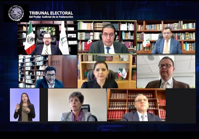Attolini y Alejandro Moreno vulneraron veda electoral en Coahuila e Hidalgo, en 2020: TEPJF