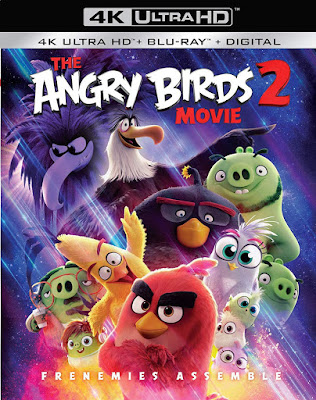 The Angry Birds 2 (2019) Dual Audio Hindi 720p HDTS 700mb