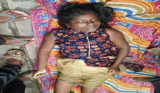 13 वर्षीय लड़की की मौत घास काटने के दौरान पैर.....