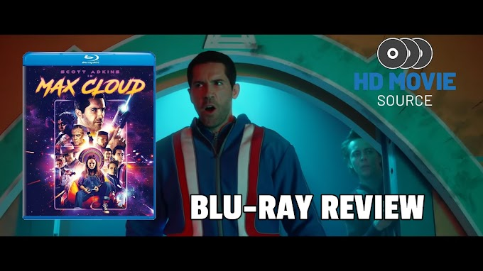 Max Cloud (2019) Blu-ray Review: The Basics