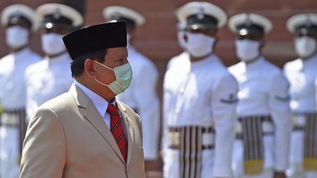 Media AS Soroti Kunjungan Menhan Prabowo ke Pentagon