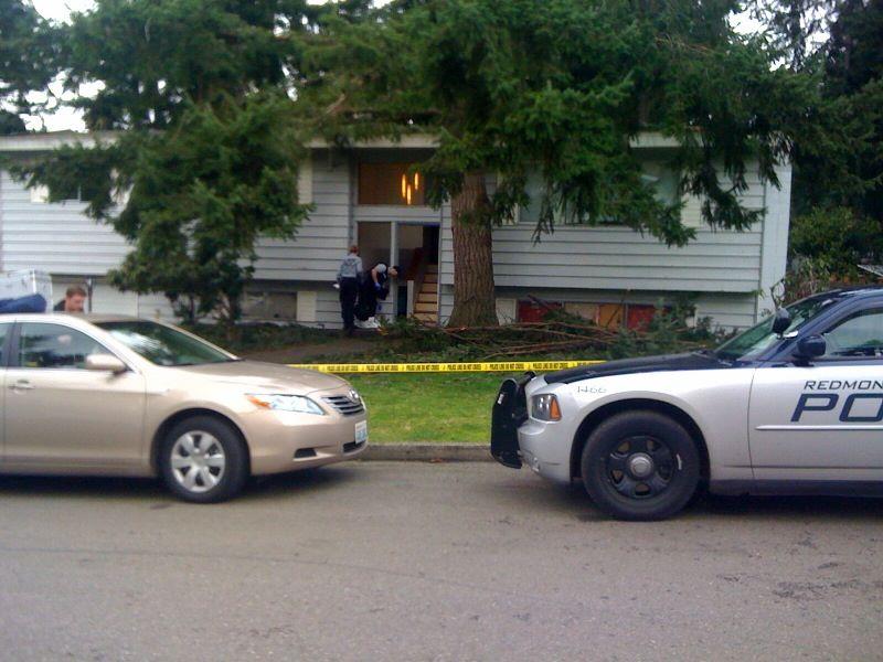 Redmond Neighborhood Blog: UPDATED: Education Hill shooting