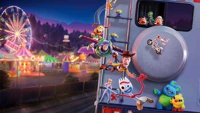 مراجعة فيلم Toy Story 4.. بيكسار تروي حكايتها الجديدة، تعال نجلس ونسمع لها